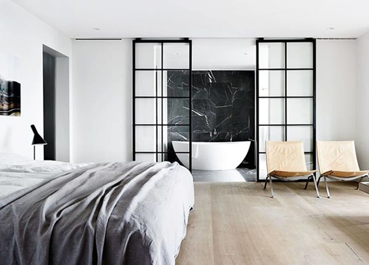 how-to-partition-a-master-bedroom_industrial-glass-wall-300x241_1